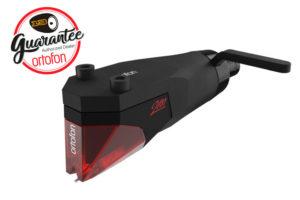 Ortofon-2M-Red-PnP - MM prenoska s eliptickým hrotom a headshellom
