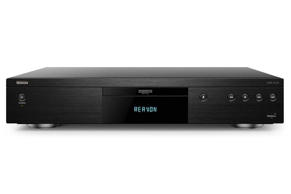Reavon-UBR-X100 - High-Endový univerzálny 4K Ultra HD prehrávač optických diskov
