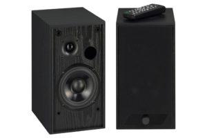 Acoustique-Quality-M-25-Multimedia - 2-pásmové multimediálne reproduktory s Výkonom 2x30W, podporou Bluetooth a USB vstupom