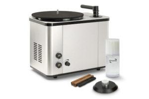 Dynavox-RCM-400 - kompaktná a výkonná vákuová práčka na mokré čistenie vinylových LP záznamov