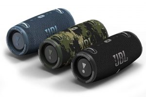 JBL-Xtreme-3 - prenosný, prachu a vodeodolný Bluetooth reproduktor