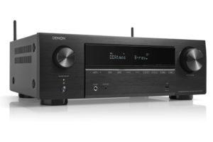Denon-AVR-X1700H - 7.2-kanálový AV receiver s najmodernejšími technológiami