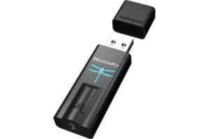 Audioquest DragonFly Black - DAC prevodník / predzosilňovač /slúchadlový zosilňovač v jednom