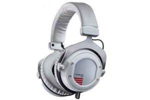 Uzavreté slúchadlá s basreflexom Beyerdynamic Custom One Pro Plus white