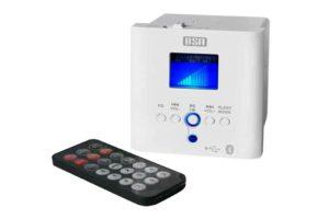 BSA WA215BT - inštalačný stereo zosilňovač s USB / MP3 prehrávačom a FM tunerom