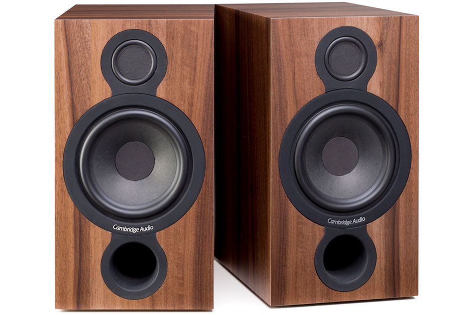 2-pásmové regálové reproduktory Cambridge Audio Aero 2