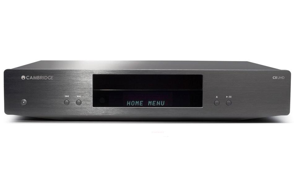 Cambridge Audio CXU-HD, univerzálny 4K UHD Blu-Ray prehrávač