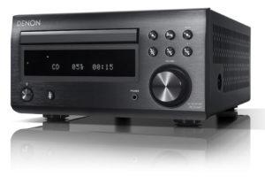 Mini stereo CD receiver DENON RCD-M41