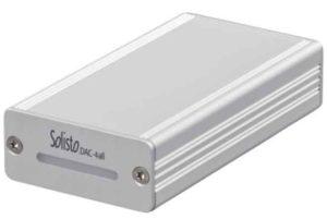 ELAC Solisto DAC4all - D/A prevodník s vysokým rozlíšením