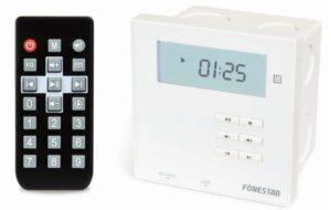 Fonestar WA66R - inštalačný zosilňovač s USB / microSD / MP3 prehrávačom a FM tunerom