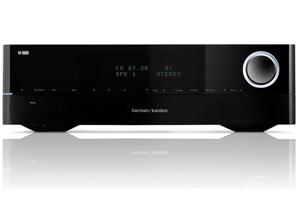 Stereo receiver Harman/Kardon HK 3770