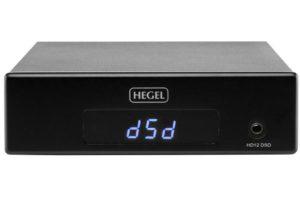 Hegel HD12 - High End DAC prevodník a slúchadlový zosilňovač