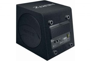 Hertz DBA 200.3 - aktívny 20cm subwooferbox