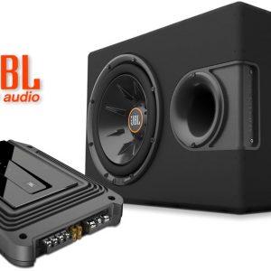 Set JBL S2-1224SS + JBL GX-A3001 je zložený zo špičkového pasívneho subwooferu v bassreflexovej ozvučnici a 1-kanálového monobloku so štúdiovou kvalitou zvuku