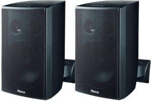 Magnat Symbol Pro 160 Black - 2-pásmové závesné reproduktory na ozvučenie interiéru, ako aj exteriéru
