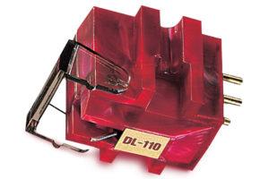 Denon DL-110- MC (Moving Coil) prenoska