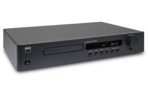NAD-C-568 - CD prehrávač audiofilnej triedy so špičkovými prevodníkmi