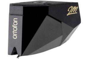 Ortofon 2M Black MM prenoska pre gramofón s hrotom nude shibata diamond