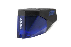 Ortofon 2M Blue gramofónová MM prenoska s eliptickým hrotom
