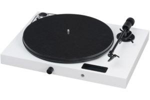 Pro-Ject Juke Box E + OM5E manuálny gramofón s integrovaným zosilňovačom a Bluetooth