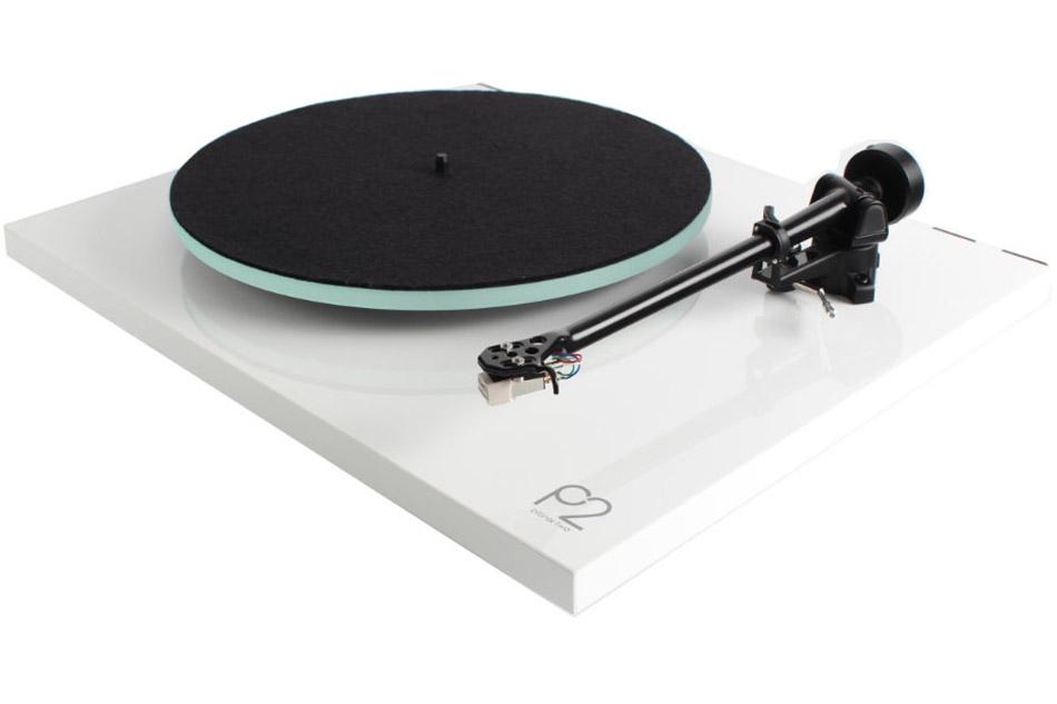 Manuálny gramofón Rega Planar 3 white