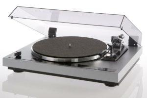 Plnoautomatický gramofón Thorens TD 170 EV silver