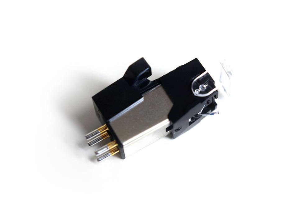 Tonar H-Flip MM prenoska s hlinikovým stylusom a hyper-eliptickým diamantovým hrotom