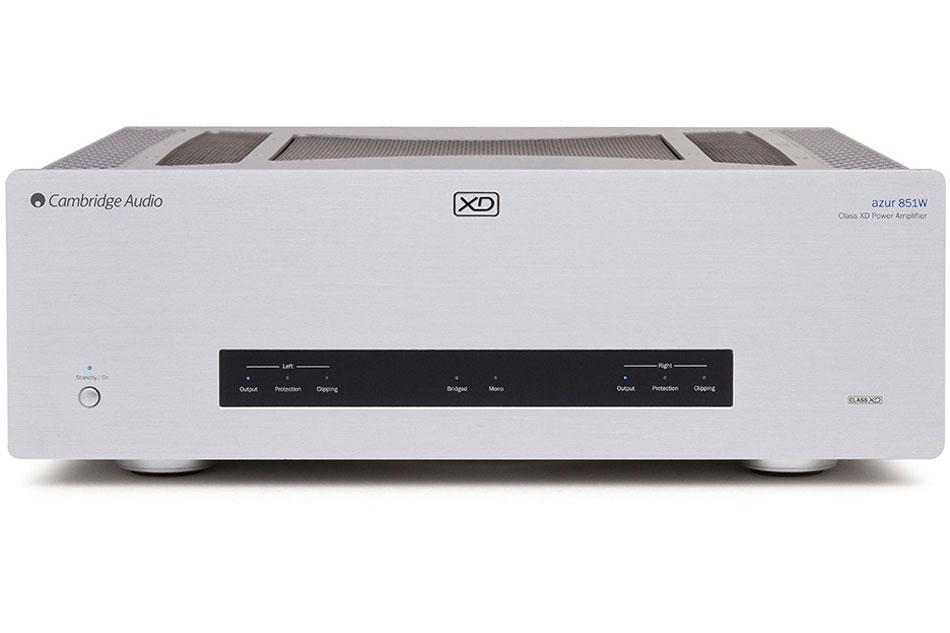 Cambridge Audio Azur 851W - High End koncový zosilňovač najvyššej triedy