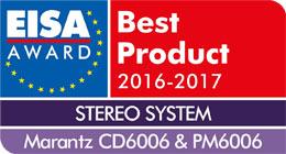 marantz-pm6006-cd6006-eisa-logo